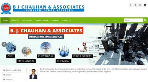 BJ Chauhan Associations